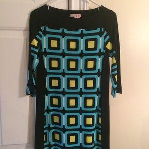 Banana Republic Dress, 3/4 sleeve
